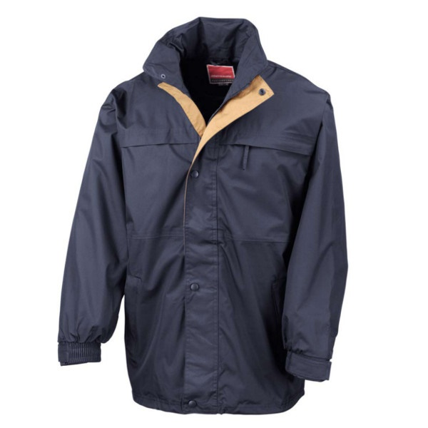 RE67A Multi Function Fully Waterproof Jacket - Navy | Tiger Supplies
