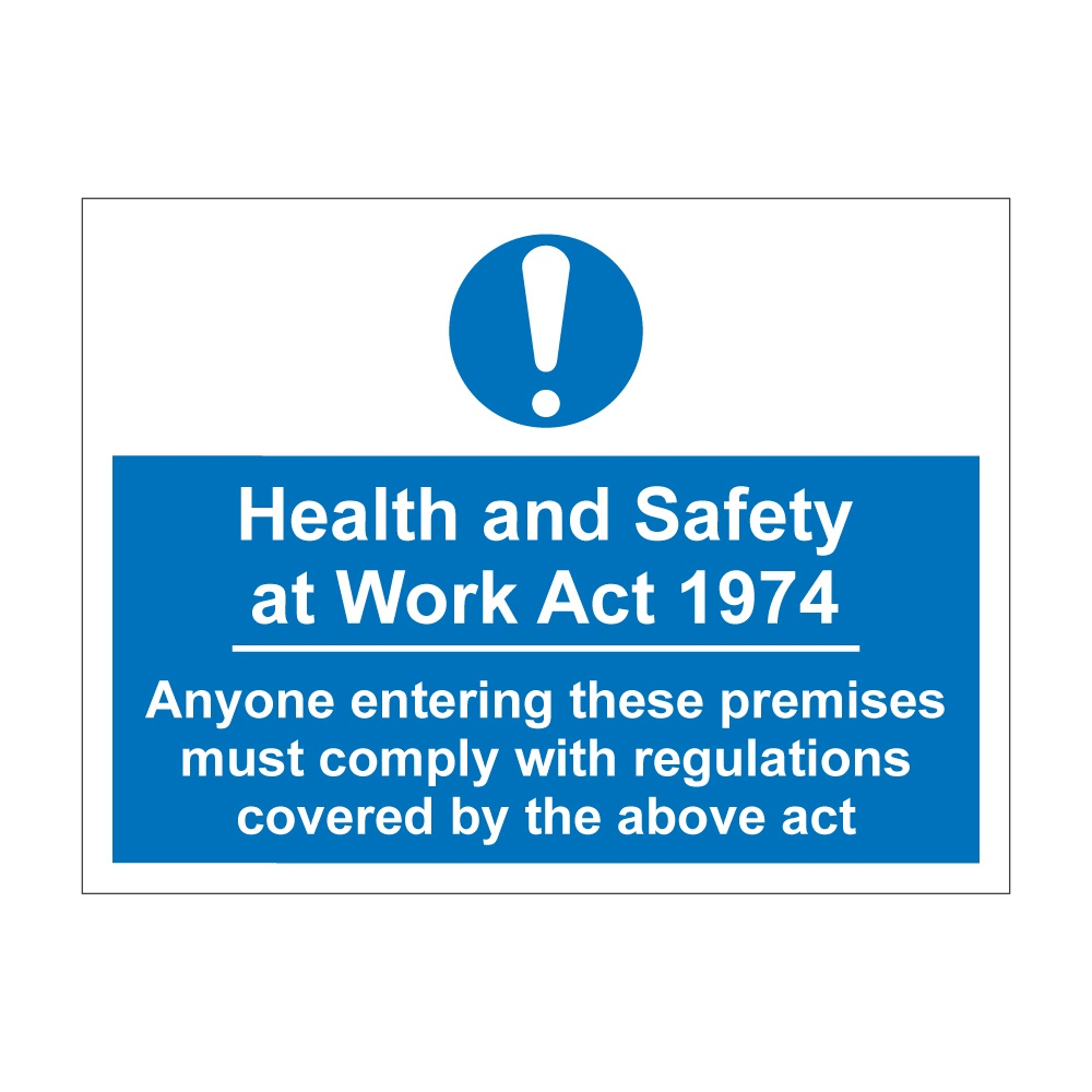 health and saftey legislation Past and future operation  the legislative history at the back of the act provides detail about the past and future operation of the act.