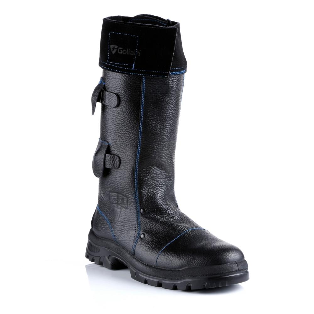 Goliath Blast King Long Leg Foundry Boots Tiger Supplies