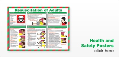 Healthy & Safety Posters