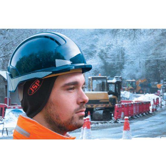 641520bdb8c JSP Surefit™ Thermal Helmet Beanie - Black