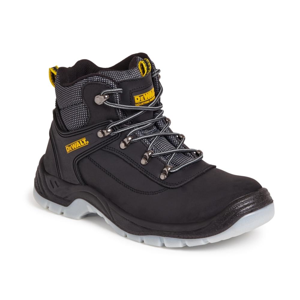 2b43ee469f2 Dewalt Laser Black Hiker Boot | Tiger Supplies